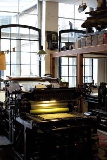 historische drukkerij Maastricht