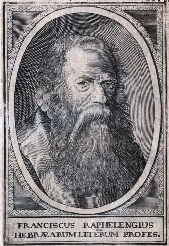 Franciscus_Raphelengius