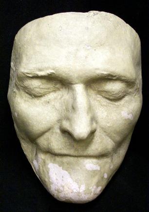 Senefelder dodenmasker
